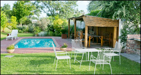 Langenhoven BB Swimming pool